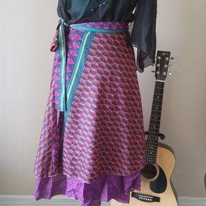 Dresses & Skirts - Gorgeous wrap skirt